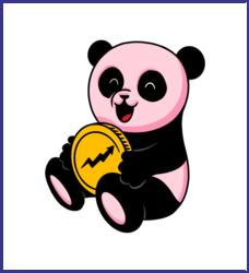 Pink Panda PINKPANDA